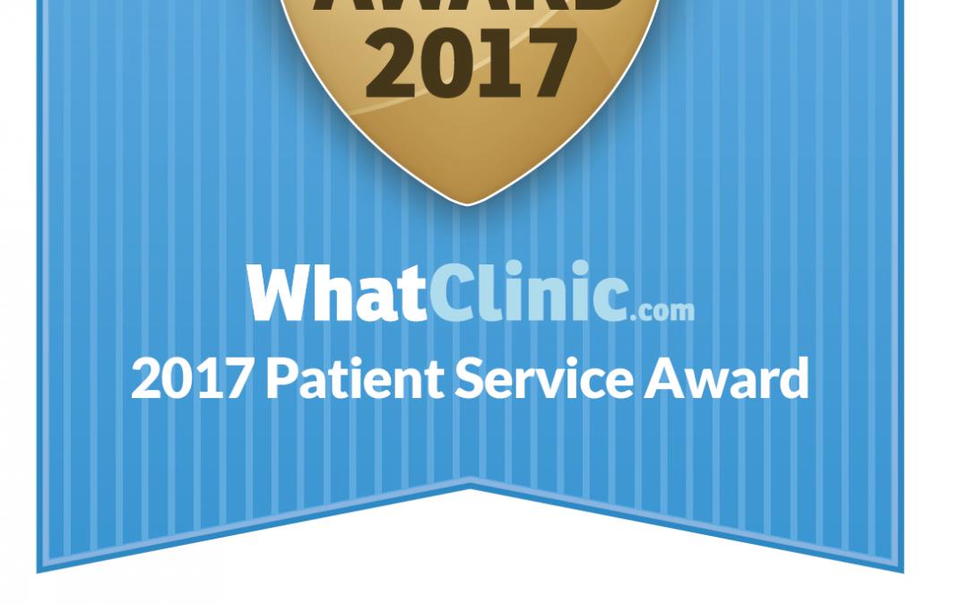 Dental Palermo premiado por mejor servicio en Whatclinic.com