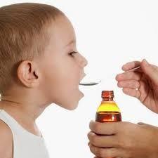 Salud oral y medicamentos líquidos azucarados